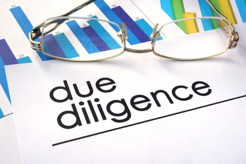 Domain Clearance and Due Diligence