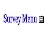 surveymenu