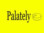 palately