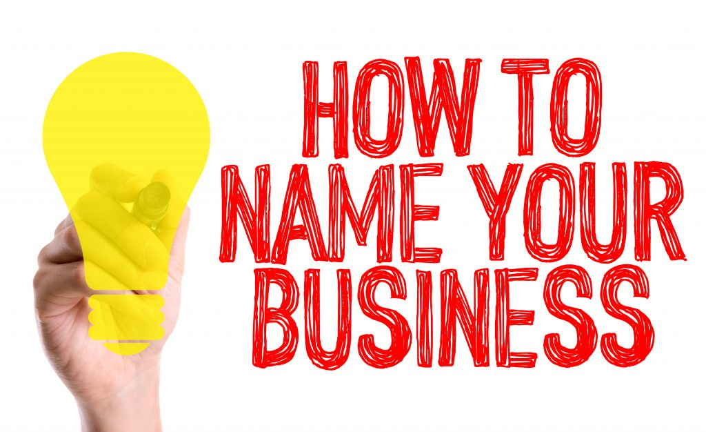 Finding a Great Business Name for Your Industry